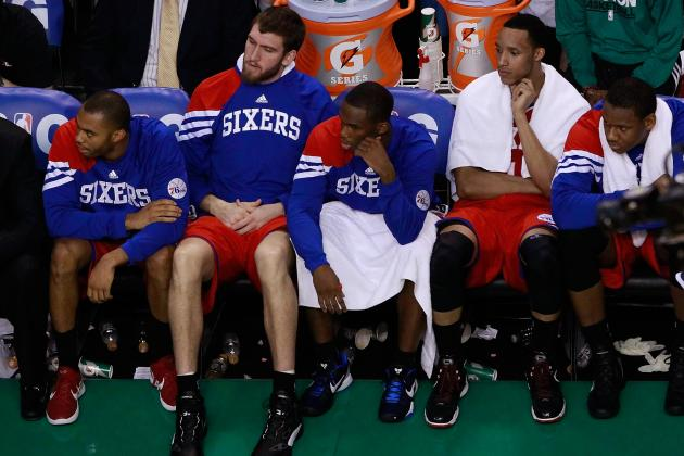 Philadelphia 76ers and 4 NBA Rosters That Are a Mess Right Now