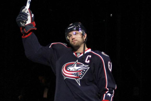 Selecting the Next Captain of the Columbus Blue Jackets