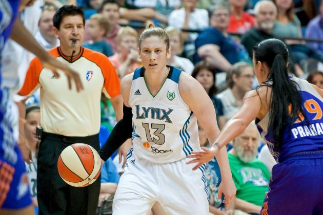 Olympic Basketball 2012: U.S Women Stat Leaders from Pre-London Exhibition Tour