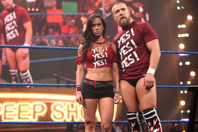WWE Raw 1000: Five Ways the AJ and Daniel Bryan Wedding Could End