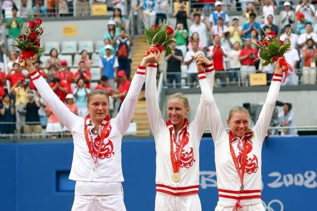 20 Greatest Tennis Moments in Olympic History