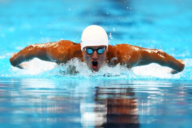 Ryan Lochte 2012 Olympics: Event Schedule, Results, Highlights & More