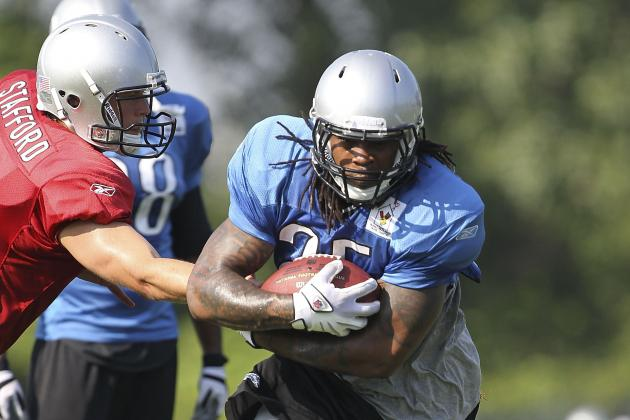 6 Reasons Why the Lions' Backfield Will Be a Top-10 Unit in 2012