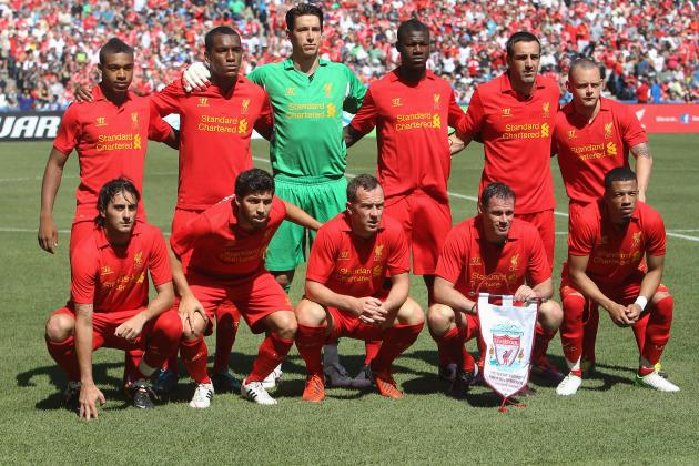 Toronto vs. Liverpool: 6 Things We Learned from Preseason Friendly