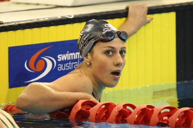 Stephanie Rice 2012 Olympics: Event Schedule, Results, Highlights & More