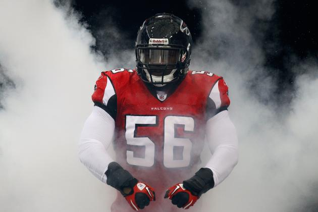 Atlanta Falcons: 4 Players Who Cannot Get Hurt in 2012