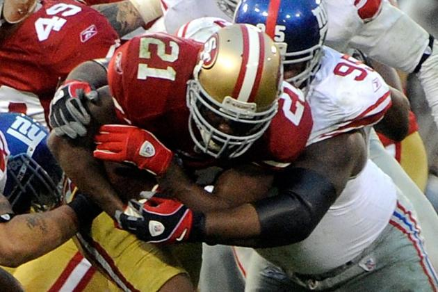 How Does Frank Gore Compare with the Best 49er RBs of All Time?