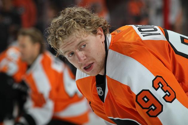 2012 NHL Free Agents: 5 Teams Who Should Submit an Offer Sheet for Jakub Voracek