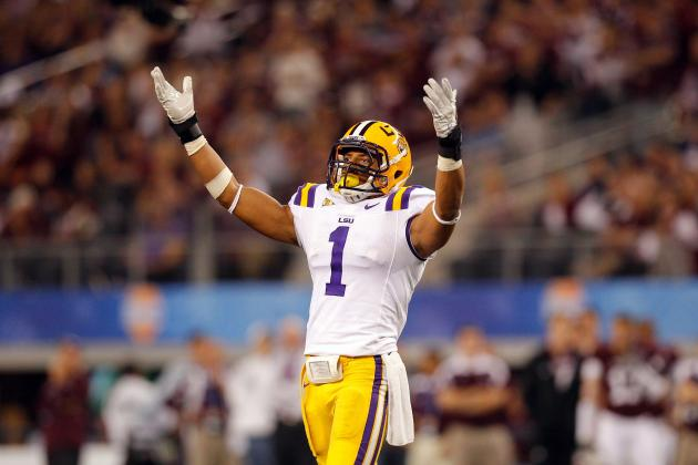 College Football's Top 15 Safeties for the 2012 Season