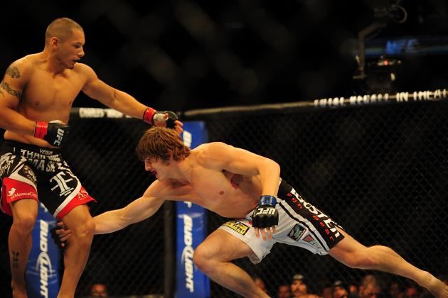 UFC 149 Results: 5 Fights for Chris Clements to Take Next After Matt Riddle Loss