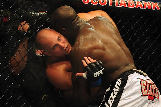 UFC 149 Results: 5 Fights for Shawn Jordan to Take Next