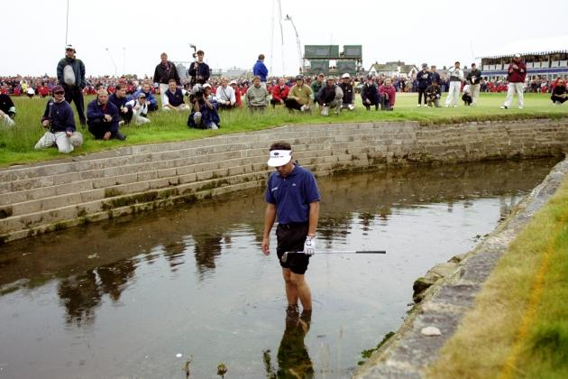 British Open: 7 Most Memorable Moments of Championship Sunday