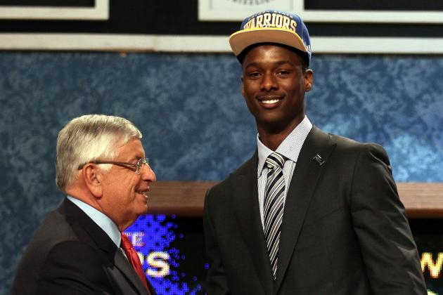 Harrison Barnes and 8 Rookies Who Will Start from Day One