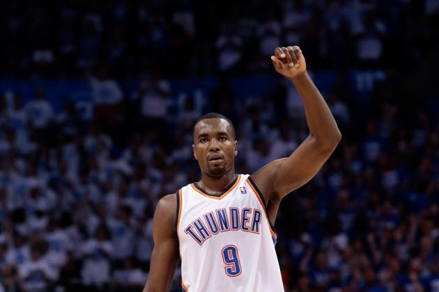 Serge Ibaka and 5 NBA Players Who Need Hakeem Olajuwon's Help