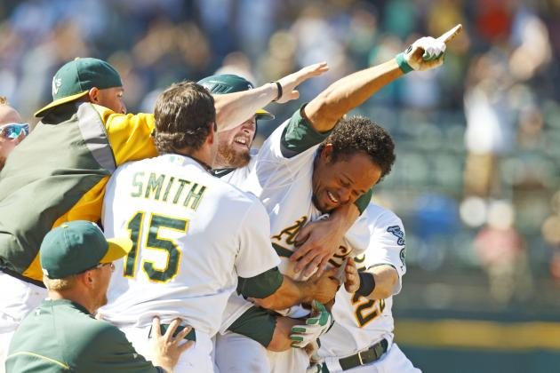 Fresh MLB Power Rankings: Surging Athletics Sweep Yankees, Move into Top 10