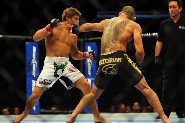 UFC 149: What's Next for the Losers