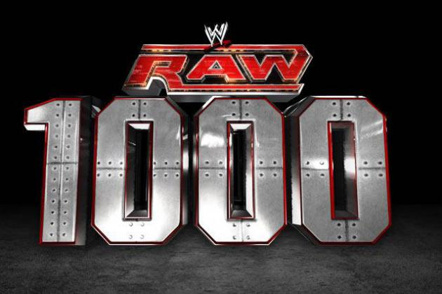 WWE: 10 Reasons to Be Excited for the 1000th Episode of Raw