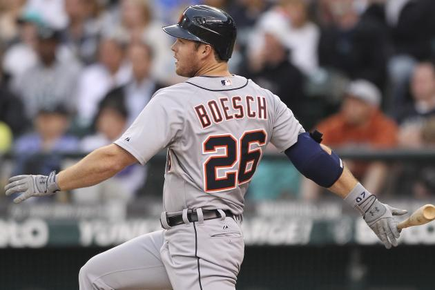 Fantasy Baseball 2012: Top 10 Waiver-Wire Pickups for Week 17