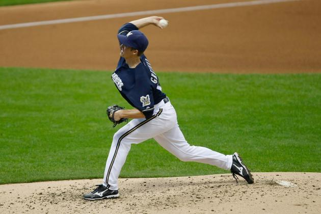 MLB Trade Speculation: 10 Creative Ways the Brewers Can Get Greinke to Re-Sign