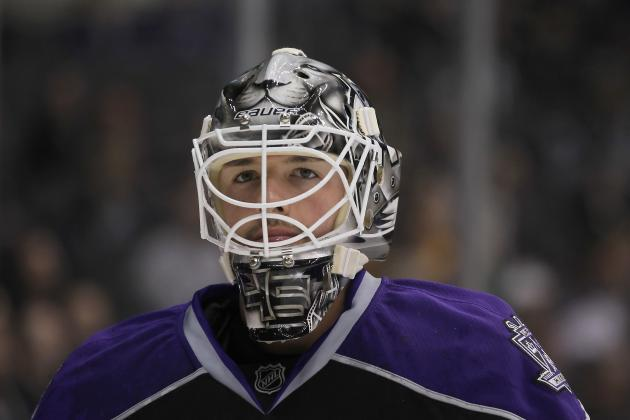 LA Kings Trade Scenarios: Best Trades Champs Could Get for Jonathan Bernier
