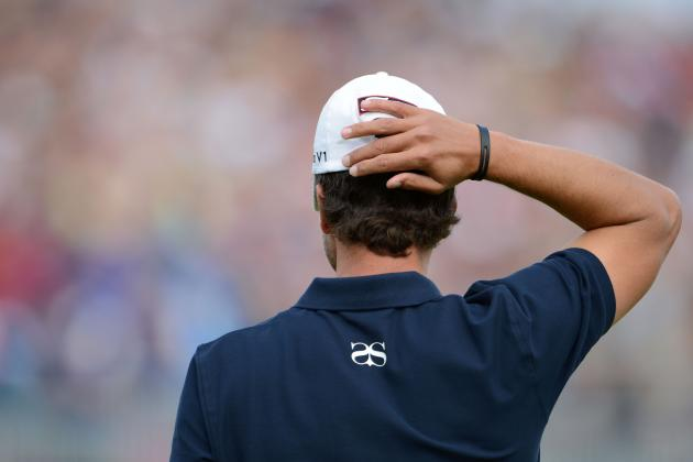 British Open 2012: Analysis of Adam Scott's Disastrous Collapse