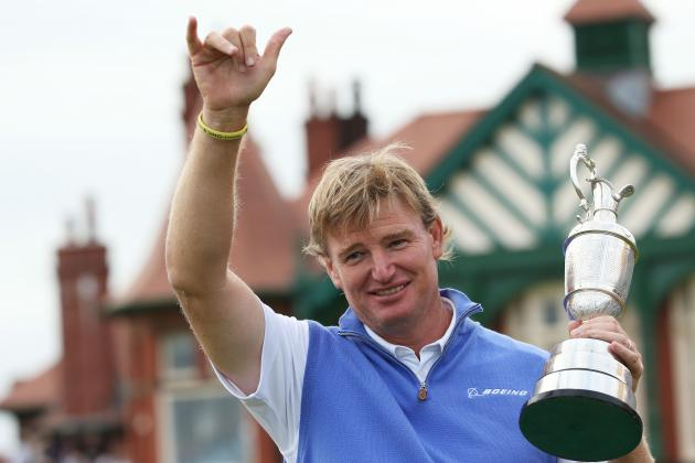 British Open 2012: Best and Worst Performances from Royal Lytham & St Annes