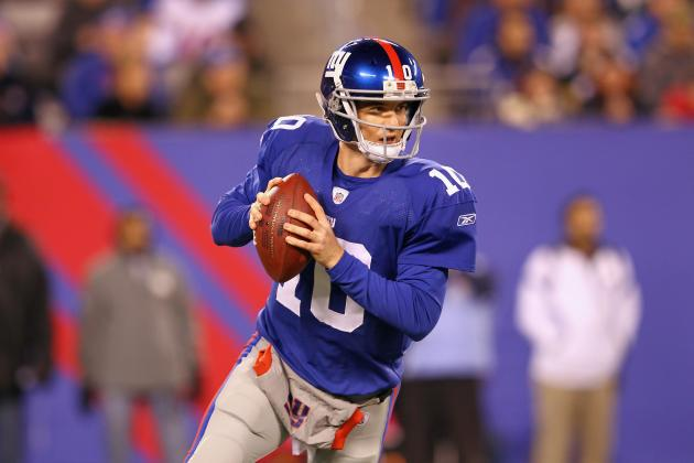 Eli Manning's Greatest Strengths and Weaknesses
