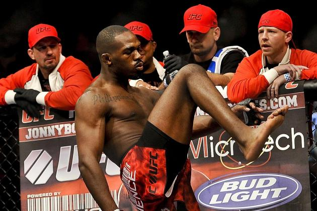 Power Ranking the 20 Biggest Fights for the Remainder of 2012