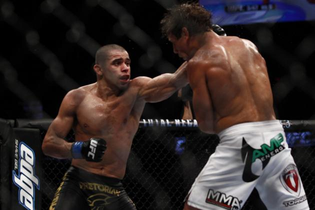 Urijah Faber vs. Renan Barao: 5 Fights for Barao to Take Next