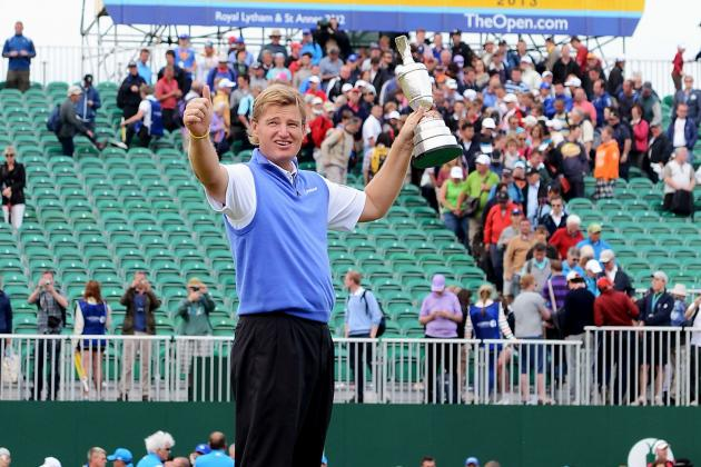 British Open Purse 2012: What Will Top Finishers Walk Away With?