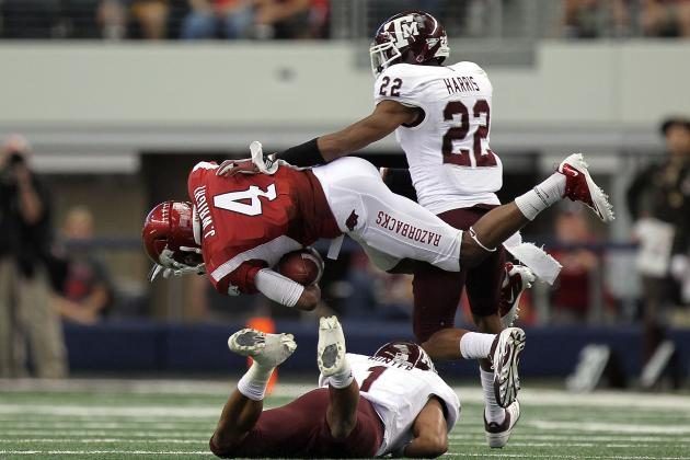 Texas A&M Football: What You Need to Know About Aggies DB Dustin Harris