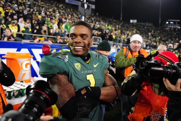 Oregon Football: What You Need to Know About Ducks WR Josh Huff