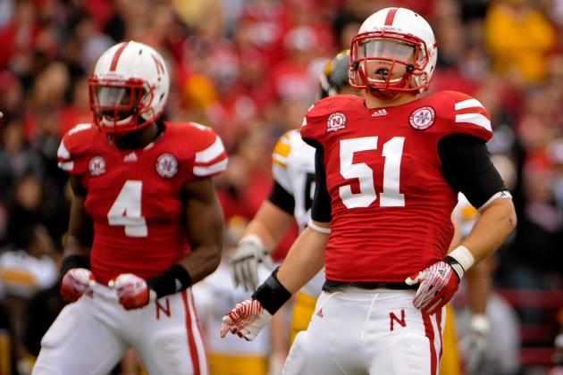 Nebraska Football: Getting to Know Cornhuskers LB Will Compton