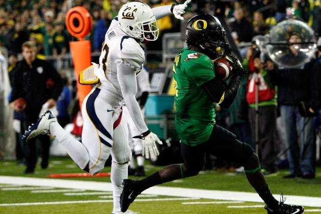 Cal Football: 6 Receivers Golden Bears Must Shut Down in 2012