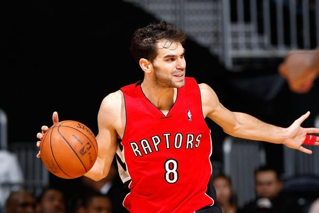 5 Teams Who Should Trade for Jose Calderon