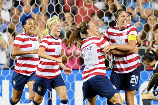 USA Women's Olympic Soccer Team: 6 Keys to Beating France