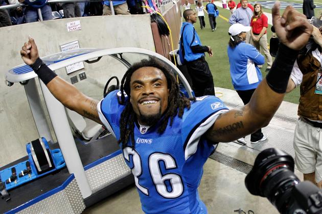 Detroit Lions: 5 Players Who Cannot Get Hurt in 2012