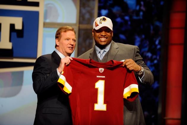 Reviewing Washington Redskins Draft History: 2010