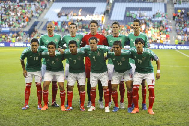 Mexico Olympic Soccer Team: 5 Reasons They Can Stun Brazil & Team GB to Win Gold
