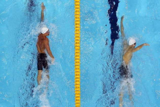 Olympic Swimming 2012 Results: Qualifiers, Medal Winners, Highlights & More