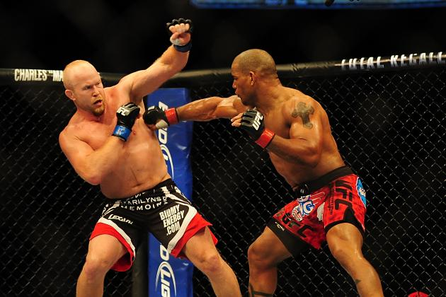 UFC 149 Results: Tim Boetsch and the Top 10 Middleweights in the UFC