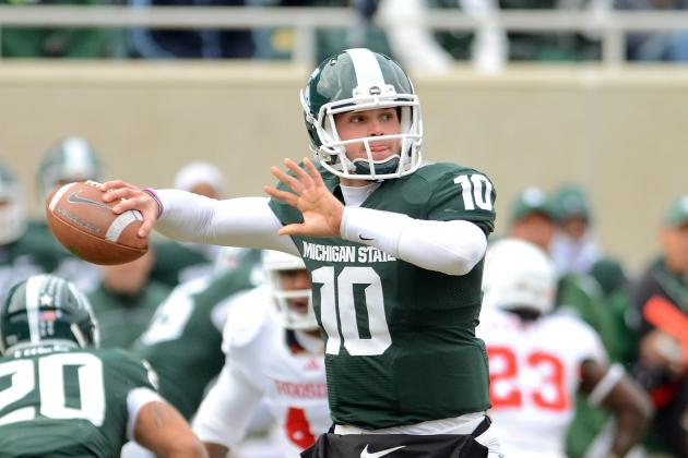 Michigan State Football: Why Andrew Maxwell Will Take Big Ten by Storm