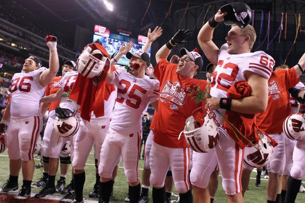 Wisconsin Football: Why It's Big Ten Title or Bust for Badgers in 2012
