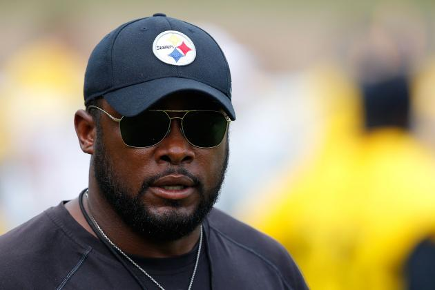 Pittsburgh Steelers: Updating Biggest Training Camp Battles to Watch