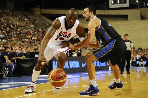 2012 Summer Olympics: 3 Weaknesses Team USA Basketball Must Work on