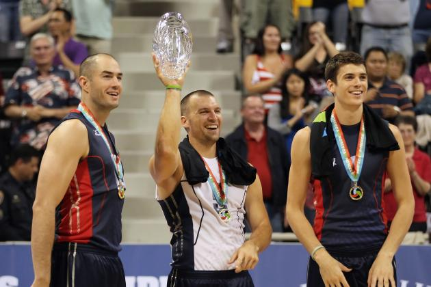 US Olympic Volleyball Team:  5 Biggest Hitters for U.S. Men's Team