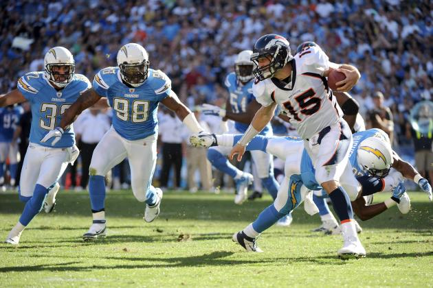 San Diego Chargers: 8 Backups That Would Start for Other Teams