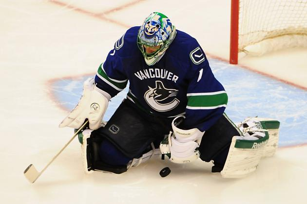 Vancouver Canucks: 4 Reasons Roberto Luongo Will Turn It Around in 2012-13