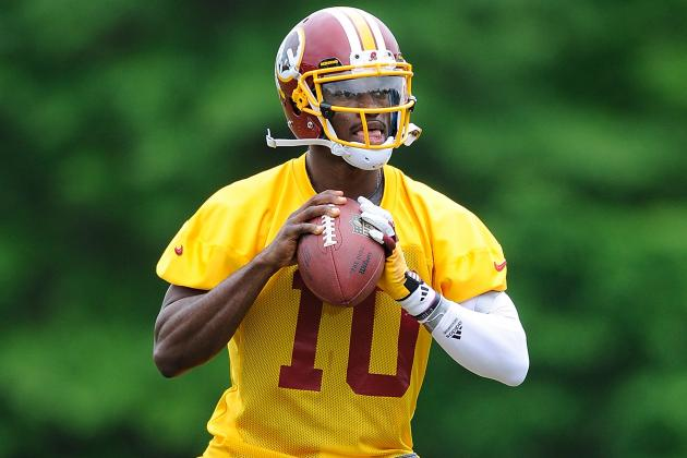 Analyzing Latest RGIII Buzz Coming out of Redskins' Camp