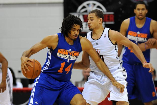 Full Summer League Grades for New York Knicks